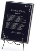 Advice Plaque